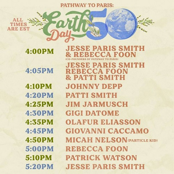 earth day festival horarios