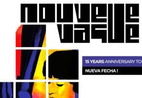 Conciertos de Nouvelle Vague en Madrid y Barcelona - 2021 - Entradas