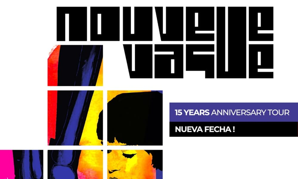 Conciertos de Nouvelle Vague en Madrid y Barcelona – 2021 – Entradas