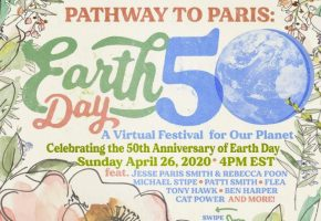Pathway to Paris - Festival Earth Day 50 | Patti Smith, Michael Stipe, Flea...