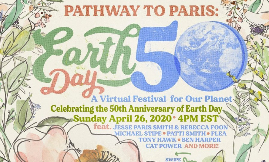 Pathway to Paris – Festival Earth Day 50 | Patti Smith, Michael Stipe, Flea…