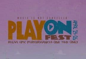 PlayON Fest - Horarios en España, conciertos y dónde verlo