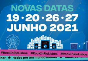 Rock in Rio Lisboa 2021 - Confirmaciones, cartel y entradas