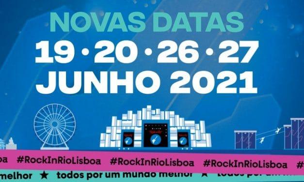 Rock in Rio Lisboa 2021 – Confirmaciones, cartel y entradas