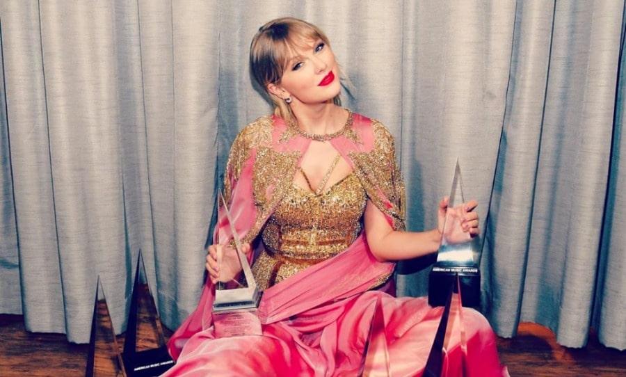 Concierto de Taylor Swift en Instagram Live – 18 de abril | Horarios