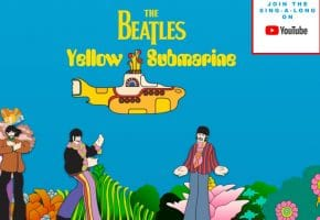 The Beatles - Yellow Submarine | ¿Dónde verla y a qué hora el 25 de abril?