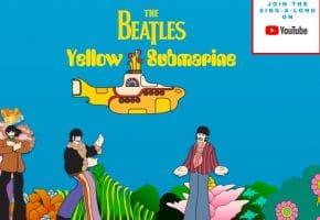 The Beatles - Yellow Submarine | ¿Dónde verla y a qué hora el 25 de abril?