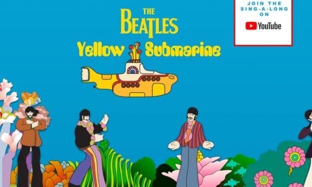 The Beatles – Yellow Submarine | ¿Dónde verla y a qué hora el 25 de abril?