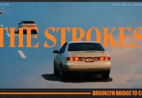 "The Strokes estrenan ""Brooklyn Bridge To Chorus"", adelanto de The New Abnormal"