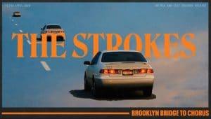 the strokes brooklyn bridge to chorus