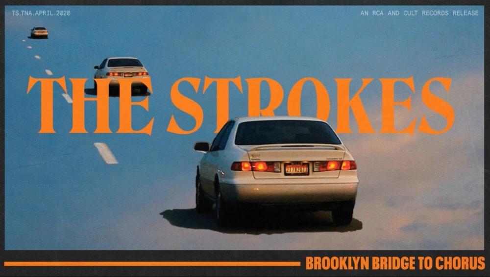 "The Strokes estrenan ""Brooklyn Bridge To Chorus"", adelanto de The New Abnormal"
