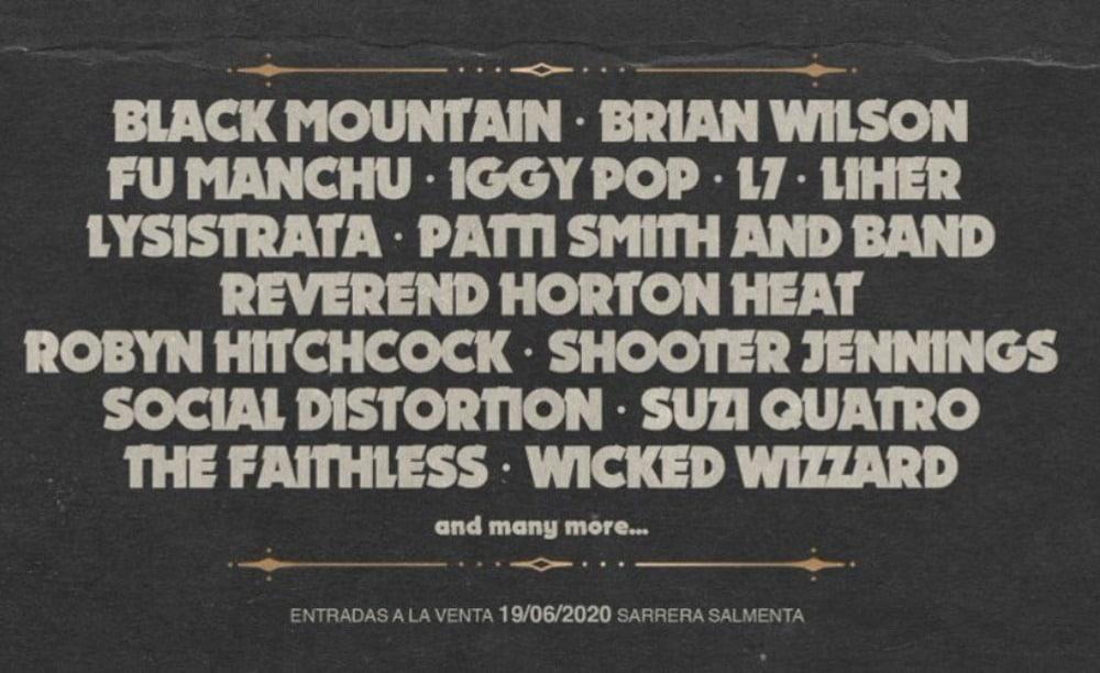 Azkena Rock Festival aplaza su edición a 2021