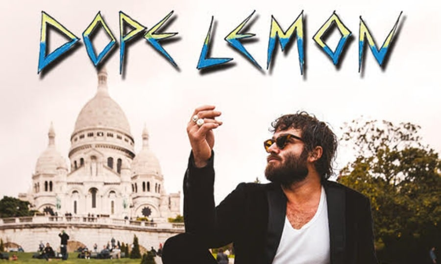 Conciertos de Dope Lemon en Madrid y Barcelona – 2021 – Entradas