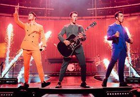 Jonas Brothers - La Felicidad Continúa | ¿Dónde ver su documental y concierto?