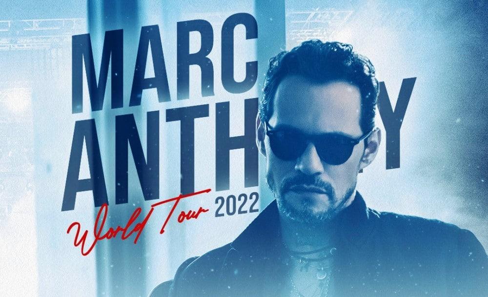 Conciertos de Marc Anthony en España – 2022 – Entradas | World Tour