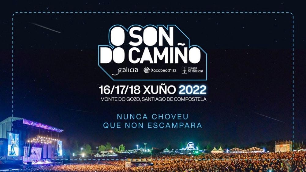 O Son do Camiño 2022 – Cartel, rumores y entradas