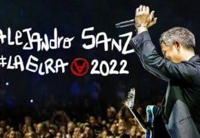 Conciertos de Alejandro Sanz en España - 2022 - Entradas #LaGira