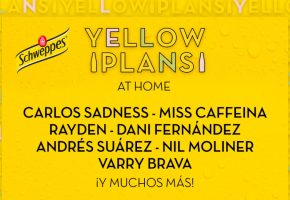 Yellow Plans At Home - Cartel, conciertos y horarios | Mayo y junio