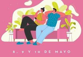 Yo Me Quedo en Casa Festival - Cartel y horarios | 8, 9 y 10 de mayo
