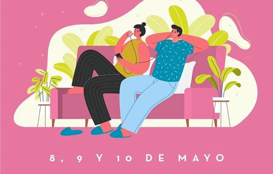 Yo Me Quedo en Casa Festival – Cartel y horarios | 8, 9 y 10 de mayo