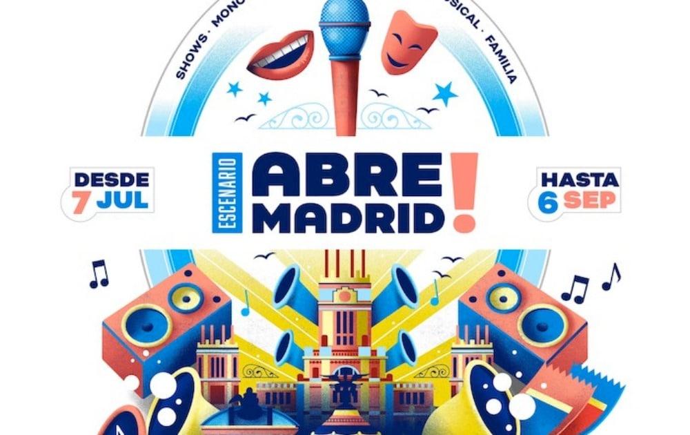 Abre Madrid 2020 – Conciertos, espectáculos, cartel y entradas – Ciclo IFEMA