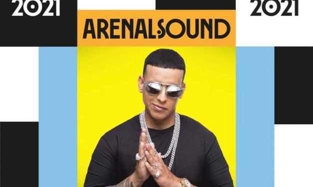 Arenal Sound 2021 – Daddy Yankee, primer confirmado
