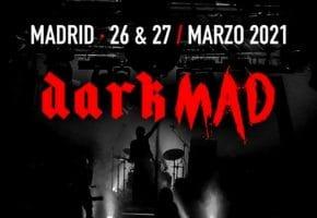 DarkMAD 2021 - Confirmaciones, cartel y entradas