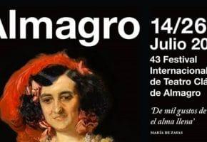 Festival de Almagro 2020 - Programación, calendario y entradas