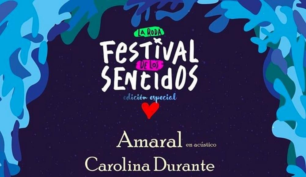 Festival de los Sentidos 2020 Especial – Conciertos, entradas y horarios