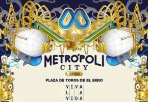 Metrópoli City Gijón - Verano 2020 - Cartel, conciertos y entradas