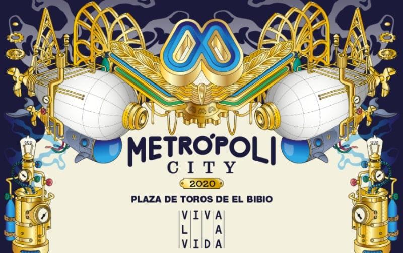 Metrópoli City Gijón – Verano 2020 – Cartel, conciertos y entradas