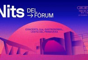 Nits del Fórum 2020 - Conciertos, fechas y entradas