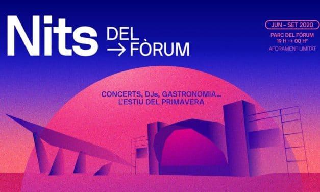 Nits del Fórum 2020 – Conciertos, fechas y entradas