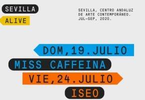 Sevilla Alive 2020 - Conciertos, fechas y entradas