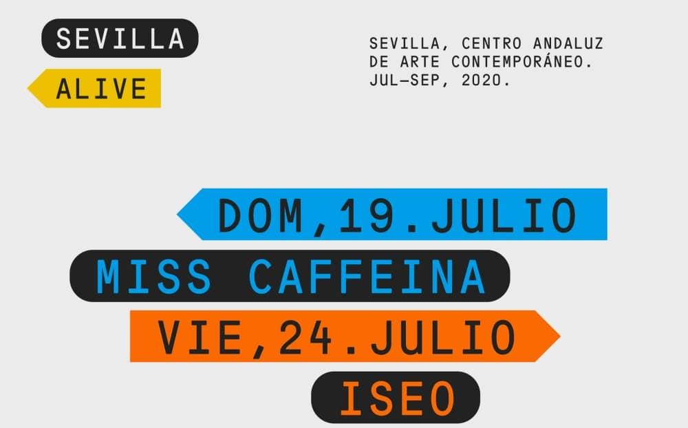 Sevilla Alive 2020 – Conciertos, fechas y entradas