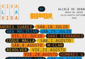 Viva la Vida by Gigante Festival 2020 - Cartel, conciertos y entradas