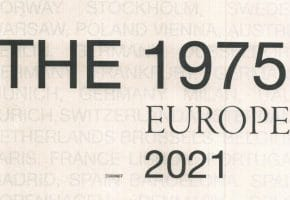 Conciertos de The 1975 en Madrid y Barcelona - 2021 - Entradas
