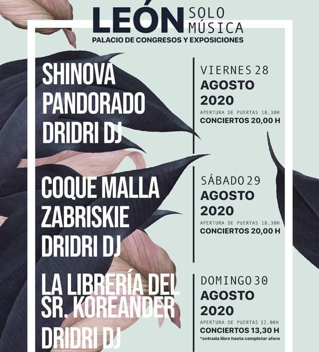 León Solo Música