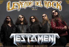 Leyendas del Rock 2021- Confirmaciones, Entradas y Cartel