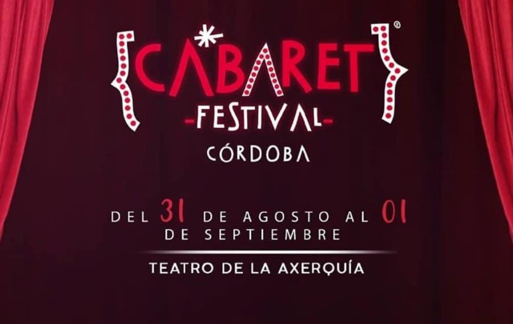 Cabaret Festival en Córdoba – Conciertos, fechas y entradas | Pablo López, Antonio José…