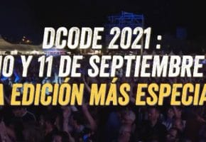 DCODE 2021 - Rumores, cartel, fechas y entradas