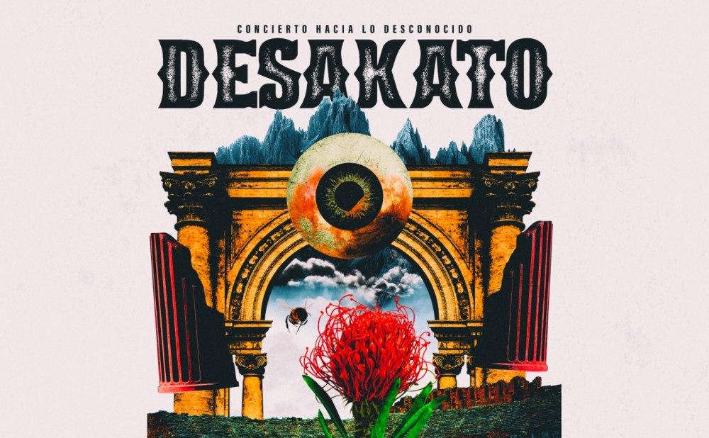 Concierto de Desakato en Leganés – 2020 – Entradas Lunas del Egaleo