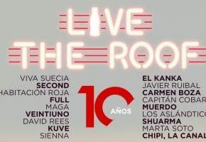 Live The Roof 2020 - Conciertos, fechas y entradas | Cartel