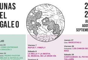 Las Lunas del Egaleo en Leganés 2020 - Conciertos, fechas y entradas | Coolturearte