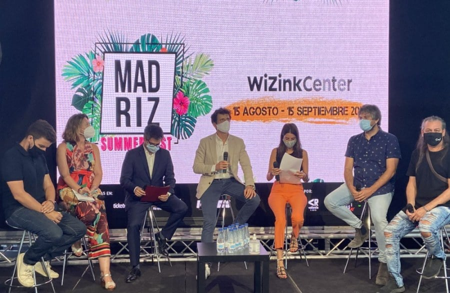 Madriz Summer Fest 2020 – Cartel, conciertos y entradas | Festival WiZink Center