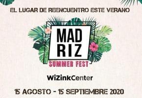 Madriz Summer Fest pone a la venta sus entradas: Izal, Sofía Ellar, Ara Malikian...