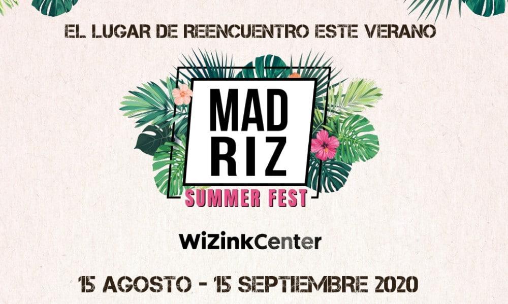 Madriz Summer Fest pone a la venta sus entradas: Izal, Sofía Ellar, Ara Malikian…