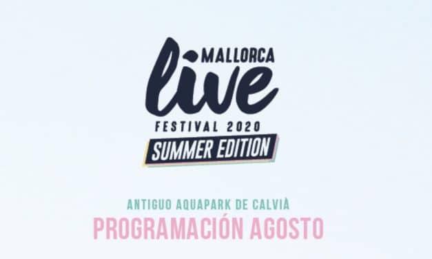 Mallorca Live Festival Summer Edition 2020 – Conciertos, fechas y entradas | Programación