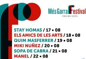 Més Garraf Festival 2020 - Conciertos, cartel y entradas | Sant Pere de Ribes