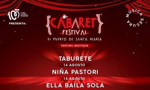 Cabaret Festival en El Puerto de Santa María – 2021 – Conciertos, cartel y entradas